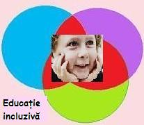 Badge Educație incluzivă by Elena